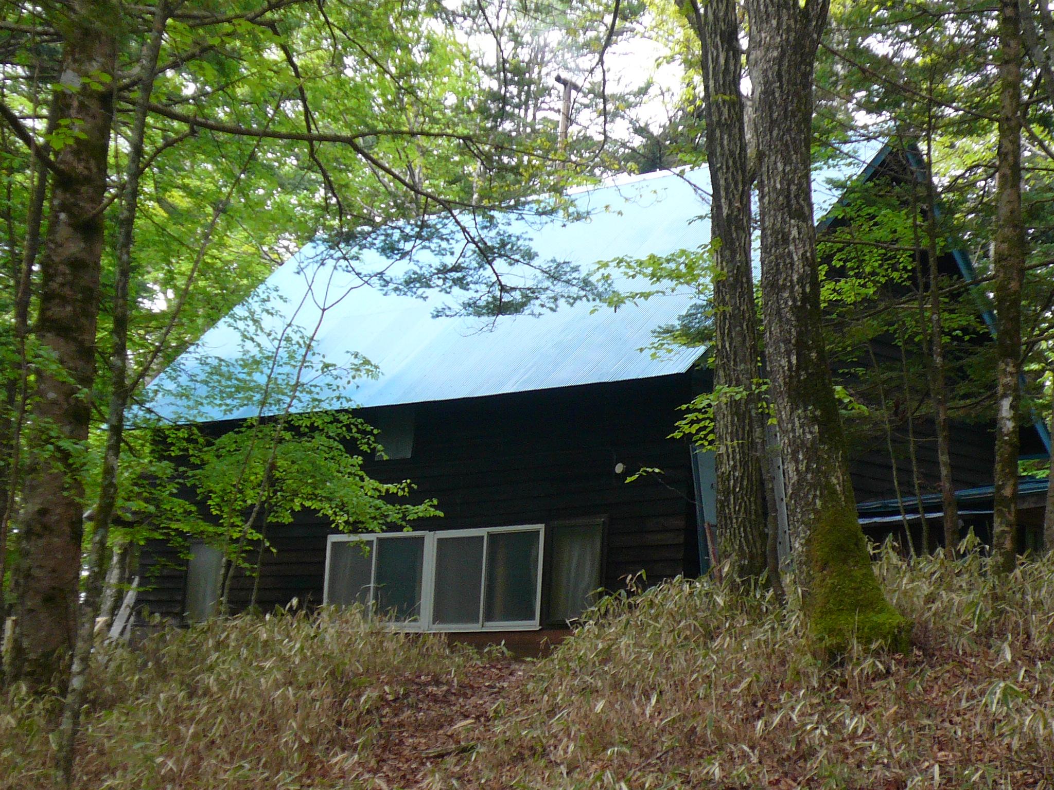 2007年 屋根全面葺き替え、外壁塗装