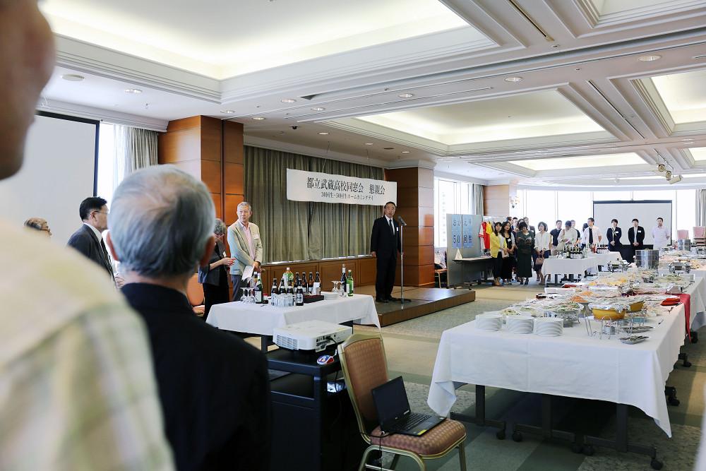 2018同窓会総会・懇親会09